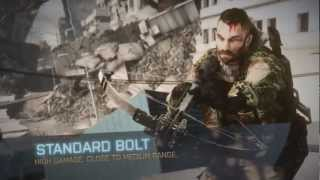 Battlefield 3 Aftermath: Crossbow Montage HD