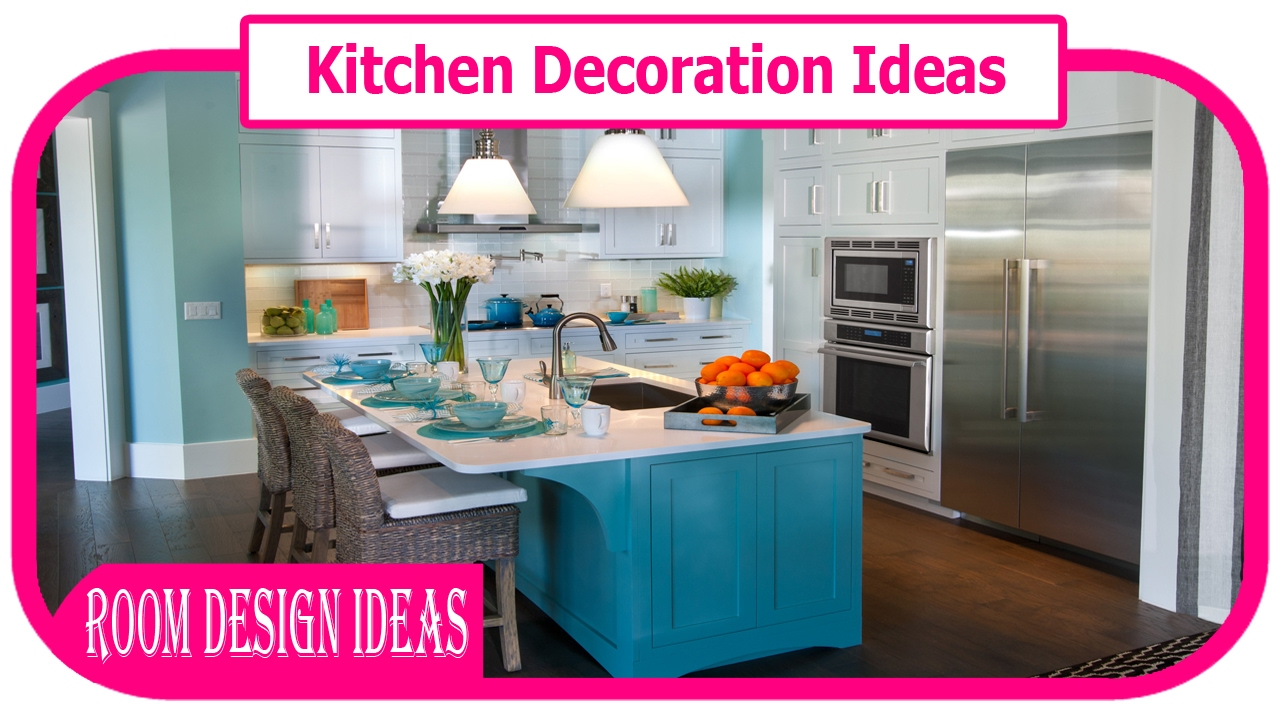 Kitchen Decoration Ideas - Vintage Kitchen Decorating Ideas | Retro ...