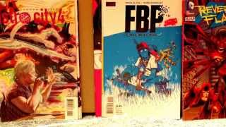 Comic Book thoughts-Catching up on Astro City, Flash and FBP