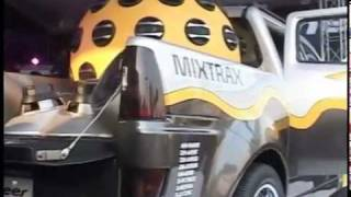 Pioneer MIXTRAX technology at 11th Auto Expo 2012 (Delhi)