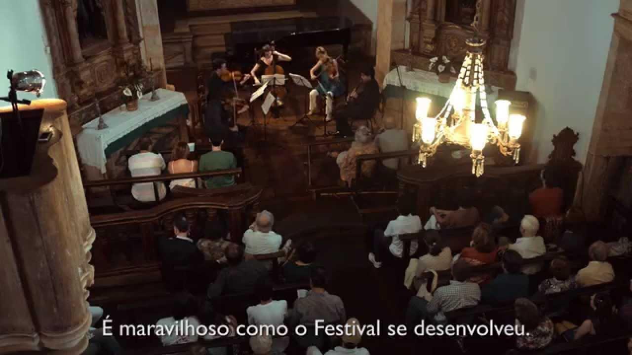 Festival Artes Vertentes 2014 - Short Documentary Film