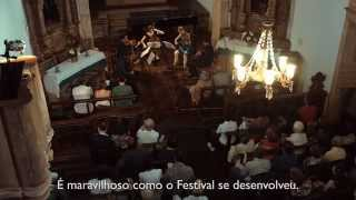 Festival Artes Vertentes 2014 - Short Documentary Film