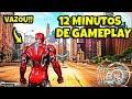 JOGO DOS VINGADORES, VAZARAM 12 MINUTOS DE GAMEPLAY | INSANO!!