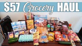 Aldi & Walmart Grocery Haul | Leaving on Vacation | MAN FOOD