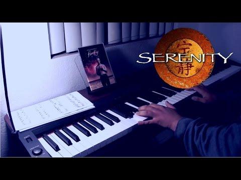 Serenity - Main Theme (piano Cover)