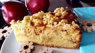 Apfelkuchen mit Schmand und Streusel  Thermomix® TM5