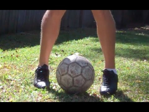 ae941b738 Soccer Tricks - The Chop Pick Up Trick - Online Soccer Academy - YouTube