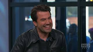 Ron Livingston Stops By To Talk About Loudermilk