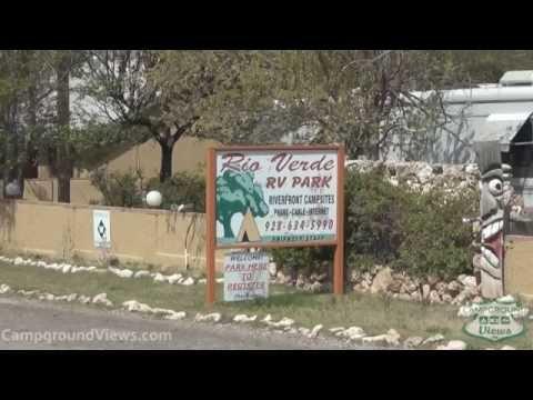 full hookup camping in arizona