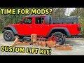 Rebuilding A Wrecked 2020 Jeep Gladiator Rubicon Part 11