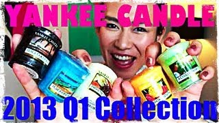 New! 2013 Spring Q1 Yankee Candle Haul ♥ Thumbnail