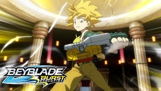 Gambar cover BEYBLADE BURST EVOLUTION Meet the Bladers: Free