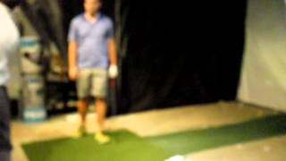 Matt Christian Golf: Attack The Ball On The Downswing/Educating The Wrists