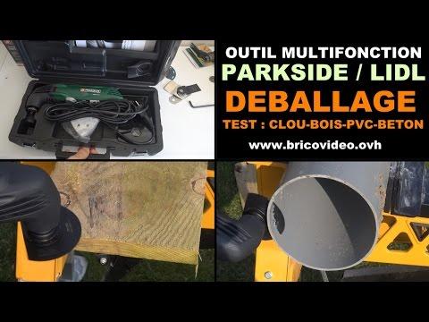 review demo parkside pmfw 280 a2 bosch gop 250 doovi. Black Bedroom Furniture Sets. Home Design Ideas