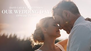 Our Wedding Day | Dave Cad & Cat Peterson