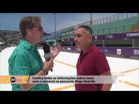 Programação para o Carnaval 2018 na passarela Nego Quirido em Florianópolis