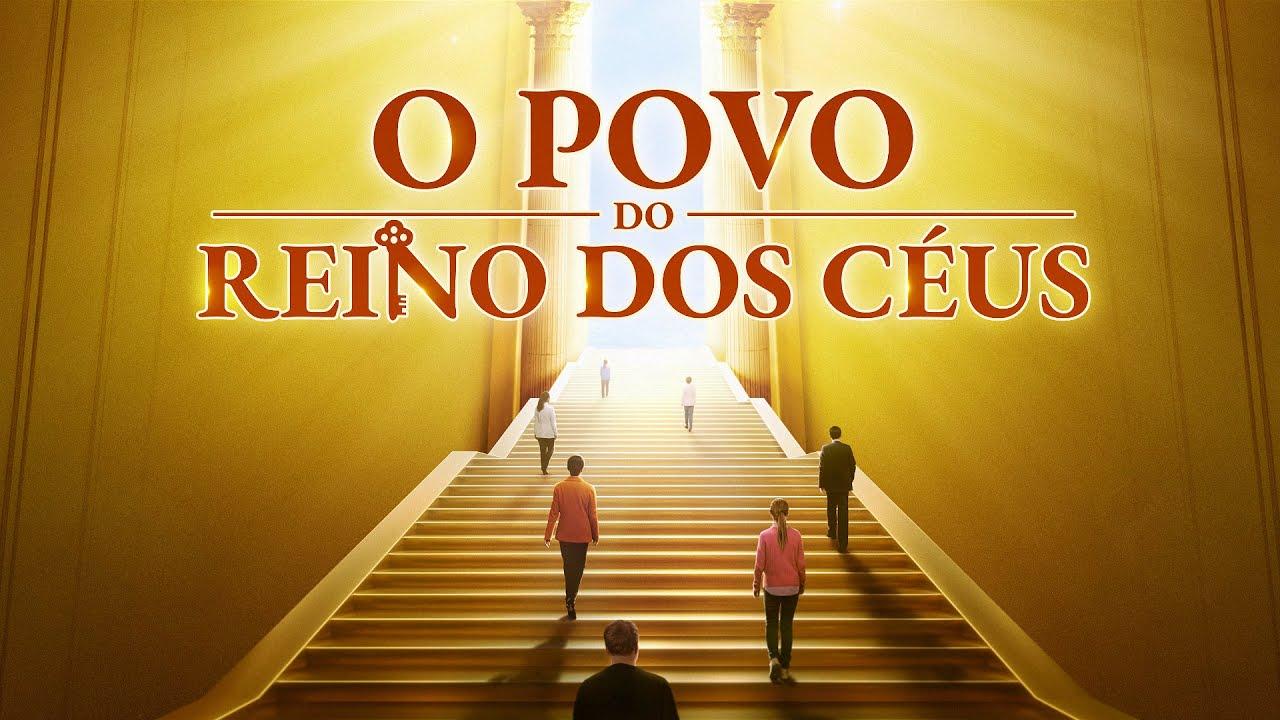 """Melhor filme gospel 2019 """"O povo do reino dos céus"""" Somente pessoas honestas podem entrar no reino dos céus"""