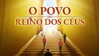 """Filme gospel 2019 """"O povo do reino dos céus"""" Somente pessoas honestas podem entrar no reino dos céus"""