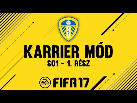 FIFA 17(PC)Leeds United Karrier Mód 1.rész(HD)