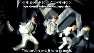 MBLAQ ~ Cry [KOREAN/ENGLISH SUB]