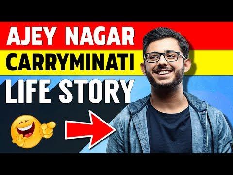 carryminati-biography-|-inspirational-life-story-|-ajey-nagar