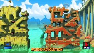 Worms Revolution Collection for Xbox 360