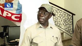 Oshiomhole Faults INEC, Insists APC Duly Conducted Primaries In Zamfara