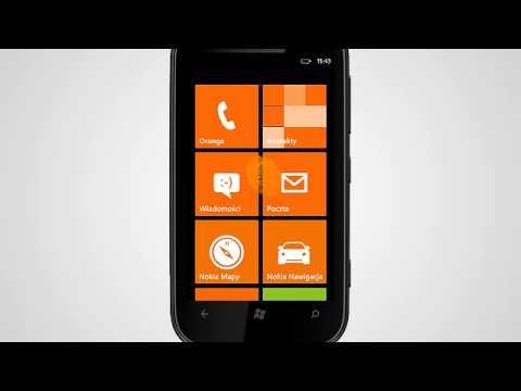 Nokia Lumia 510 - Zakładanie konta Windows Live ID