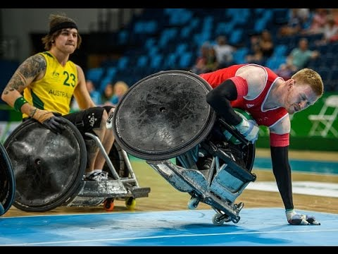Wheelchair Rugby | Australia vs Great Britain | Preliminary | Rio 2016 Paralympic Games