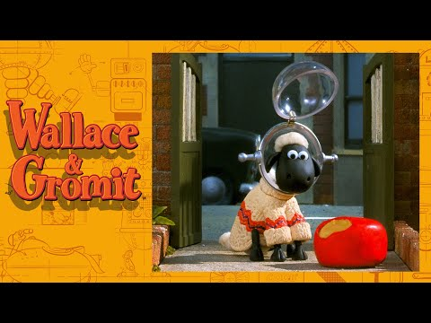 Shopper 13 - Cracking Contraptions - Wallace and Gromit thumbnail