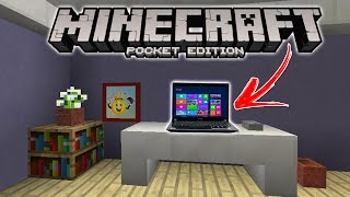 ⭐️Como fazer Notebook Minecraft PE/PC/PS4/Xbox