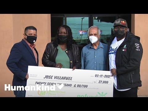 Student raises money for teacher living in his car   Humankind