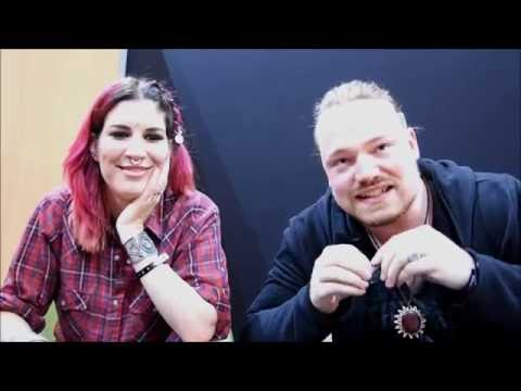 DELAIN on 'Moonbathers', Musical Direction, Recent Orlando Attacks & Emotional Bond With Fans (2016)