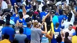 Presentación MARINOS ANZ - Serie FINAL vs Trotamundos de Carabobo Juego #7