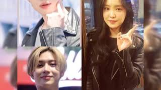Taeun❤️ love you 💜😘☺️happy new year2019