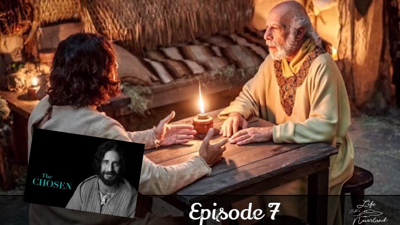 Download The Chosen Episode 7 - Invitations (Discussion)