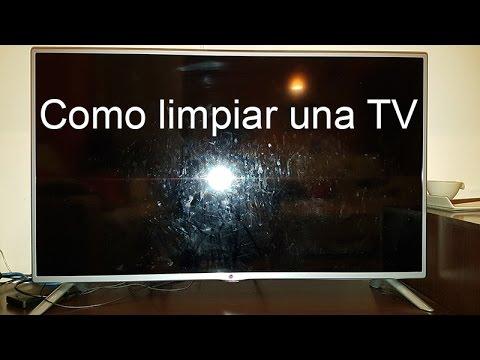 Como limpiar una pantalla de tv led muy sucia youtube - Como limpiar una casa muy sucia ...