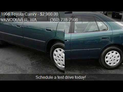 1996 Toyota Camry LE 4dr Sedan for sale in VANCOUVER, WA 986
