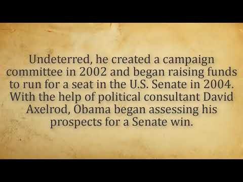 Learn English through story Barack Obama - America's First Black President (Advanced L