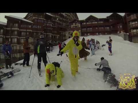 """Brookes Snow """"Back To Val Thorens"""" 2014"""