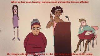 [Ted Vietsub] Ngủ bao nhiêu tiếng 1 ngày là tốt cho sức khỏe của bạn ?