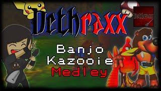 Banjo Kazooie Full Game Rock/Metal Medley