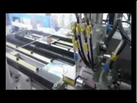 Slim DVD Cases, Slim CD Cases Manufacturing Machine
