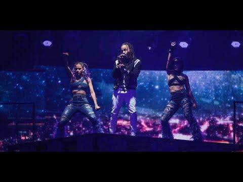 Ozuna el Farsante Remix Premios Soberanos En VIVO Rep. Dom.