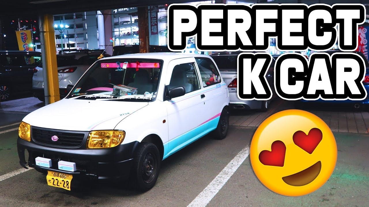 THE PERFECT KEI CAR IN JAPAN
