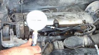 Test Pompe a essence - mécanique mokhtar