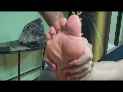 Dr Patrick Price - Foot Adjustment