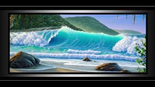 Scott Christensen Seascape Paintings and Ocean Artist