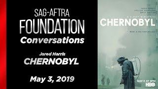Conversations with Jared Harris of CHERNOBYL