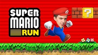 SUPER MARIO NA ANDROID!